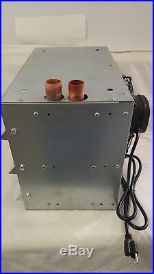 100k NEW STYLE Hydronic hanging heater, Variable speed fan NO WIRING NEEDED