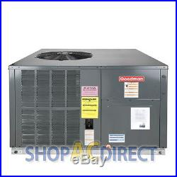 2.5 Ton 13 SEER Goodman Gas Electric All in One Package Unit GPG1330045M41