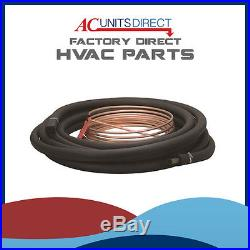 3/8x7/8 Air Conditioner COPPER LINE SET Tubing 50FT 3/4 Insulated MADE IN USA