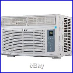 8000 BTU Energy Star Window Air Conditioner, 450 Sq. Ft. Home AC Unit with Remote
