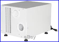 ClimateRight 5000 BTU Portable Air Conditioner and Heater