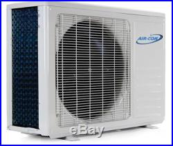 Ductless Air Conditioner Mini Split Heat Pump 24000 BTU Ductless AC with Lineset