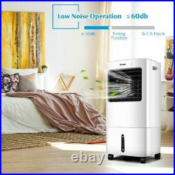 Evaporative Air Cooler Air Conditioner Cooler with Fan Humidifier Remote Control