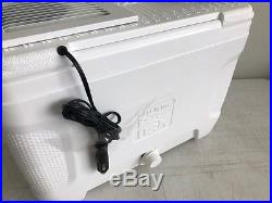 Ice'nplug Q25 Portable 12V Air Conditioners cooler Camping Boating Vehicles