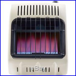 Mr. Heater Natural Gas Vent-Free Blue Flame Wall Heater 10,000 BTU #MHVFB10NG