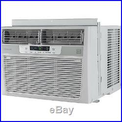 New Frigidaire 12,000 BTU 115V Window Mounted Compact Air Conditioner with Tempe