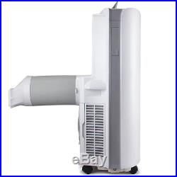 New Portable A/C Air Conditioner with Heater Function + Remote Control 14,000 BTU