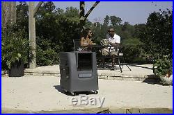 Port-A-Cool Cyclone 120 2000 CFM 2-Speed Portable Evaporative Cooler for 500 sq