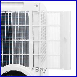 Portable 10000BTU Air Conditioner Dehumidifier Function Remote with Window Kit
