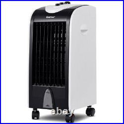 Portable Air Conditioner Cooler Evaporative Fan Humidifier Air Cooling Cool Home