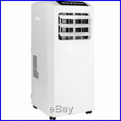 Portable Air Conditioner Cooling A/C Cool Fan Remote for Rooms up to 300-Sq. Ft