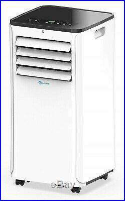 Refurbished RolliCool Portable Air Conditioner 10000 BTU Mobile App WithHeater Fan