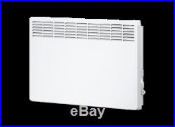 Stiebel 2kw Electric Panel Heater Convector Timer Thermostat 2000w Wall Mounted