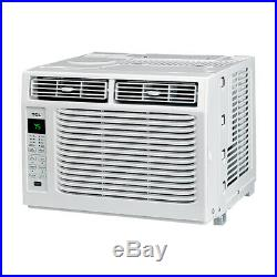 TCL 6,000 BTU 3-Speed Window Air Conditioner with 250 Sq. Ft. Room Coverage