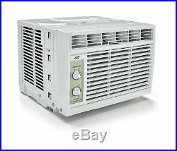 Window Air Conditioner AC Unit Quiet Energy Efficient Tent Bedroom Small Compact