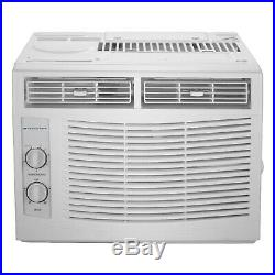 Window Air Conditioner Unit Bedroom Kitchen Home House Room Cooling 5,000 BTU